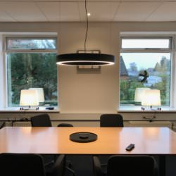 Mødelokale stueplan