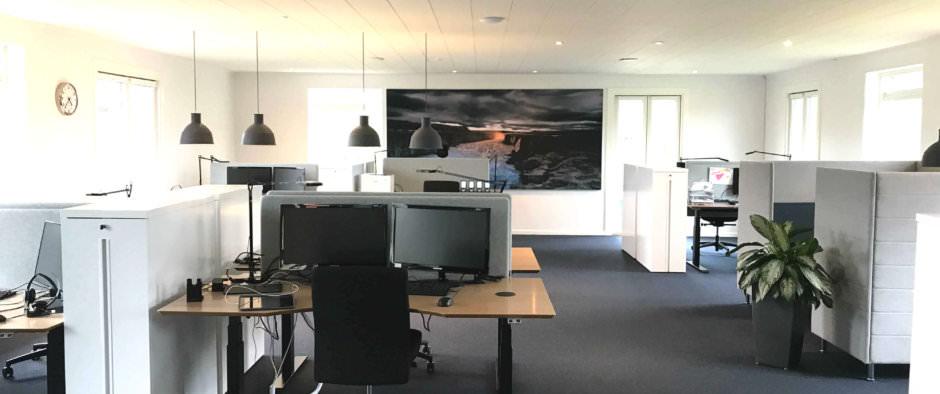 Opdaterede lokaler hos ADDvision