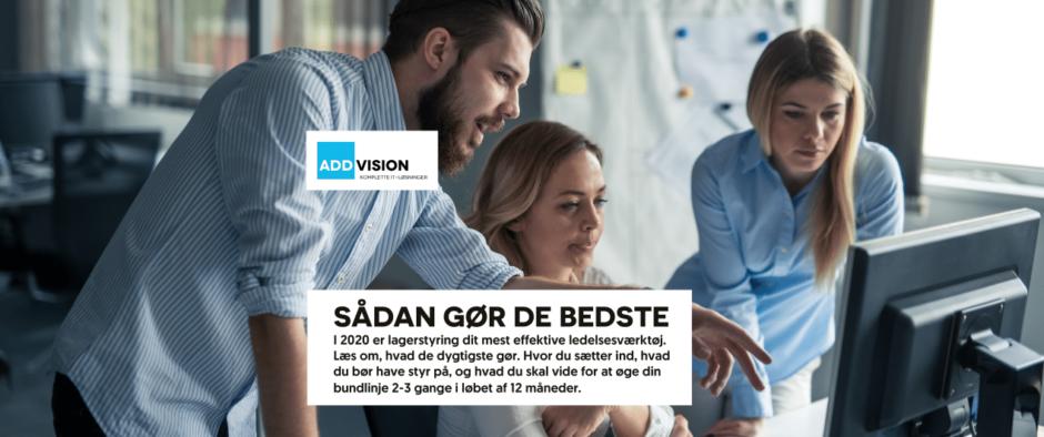 Få ADDvisions e-bog Sådan gør de bedste