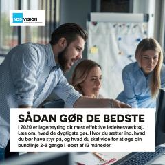 ADDvision ebog 2020 SÅDAN GØR DE BEDSTE