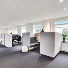 Kontor førstesal