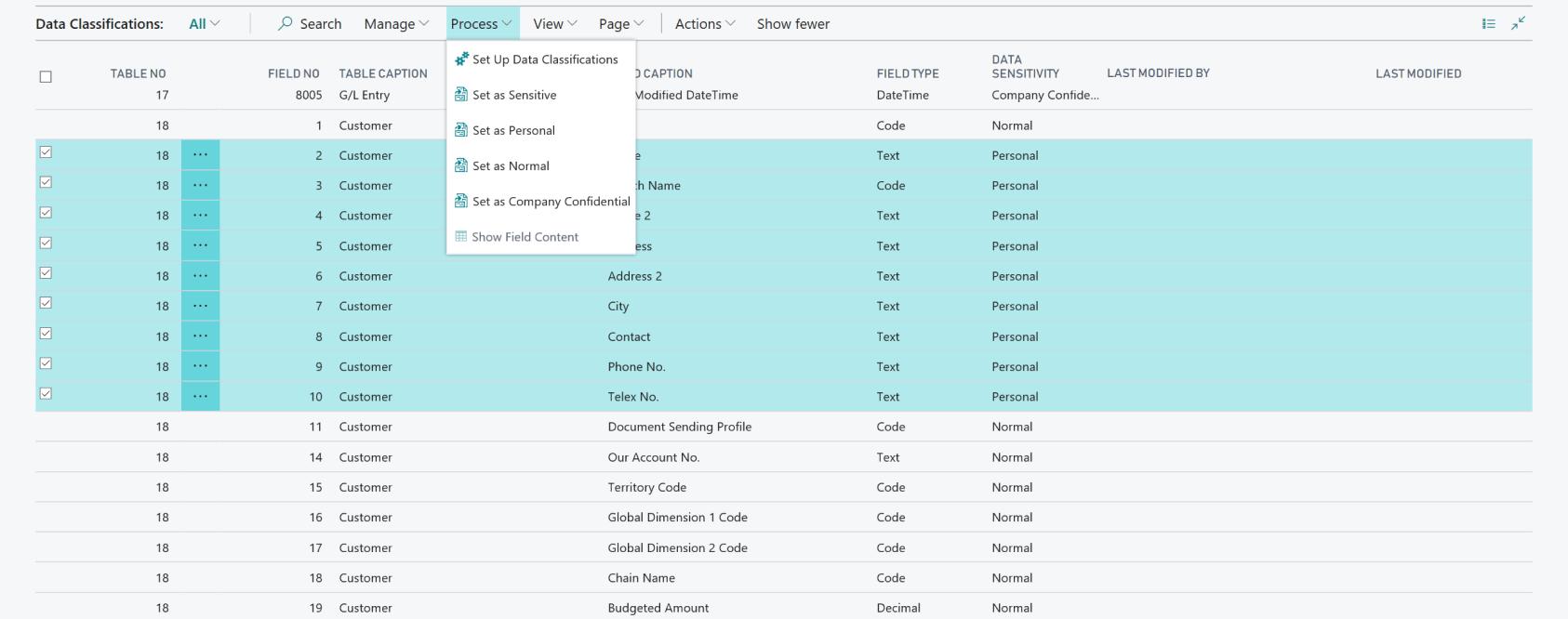 Dynamics 365 Business Central - Beskyt dine data, og understøt GDPR-overholdelse