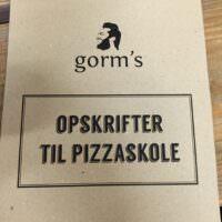 Gorms pizza skole