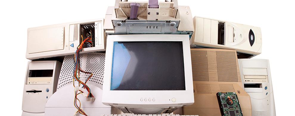 Ældre IT-udstyr